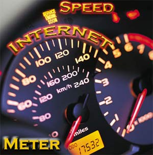 speed meter How to Decrease Blog Page Load Time